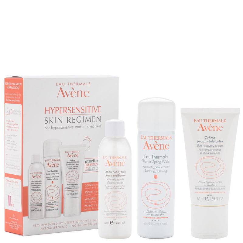 Avene Hypersensitive Skin Shop Exclusive Beauty Club skincare
