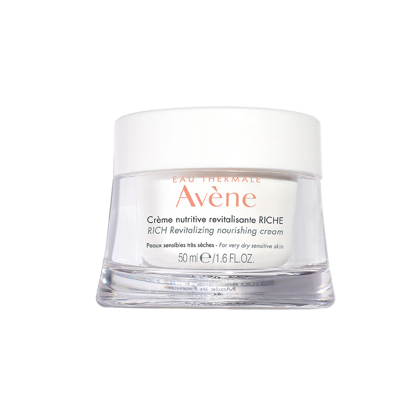 Avene RICH Revitalizing Nourishing Cream shop Face cream Exclusive Beauty Club