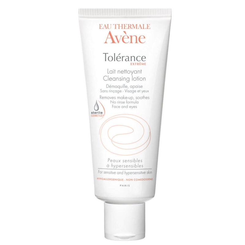Avene Tolerance Extreme Cleansing Lotion Shop Skincare Exclusive Beauty Club
