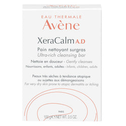 Avene XeraCalm Cleansing Bar Shop Skincare Exclusive Beauty Club