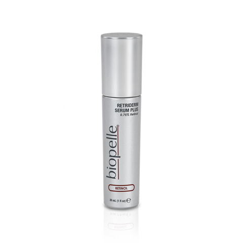 Biopelle Retriderm Serum, Plus (.75% Retinol), 1 fl. oz.