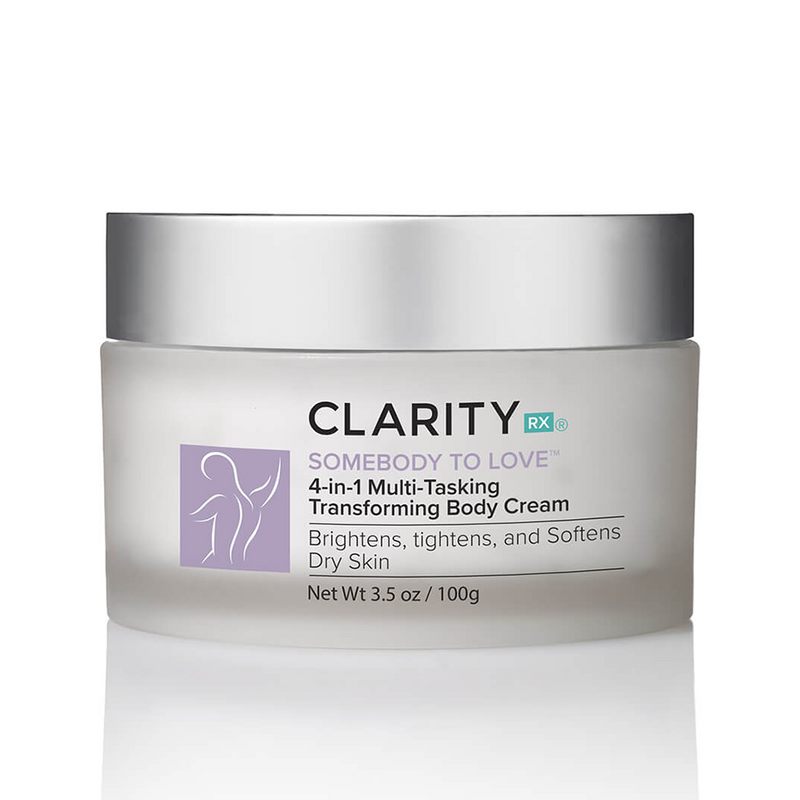 ClarityRx SomeBODY To Love Exclusive Beauty Club