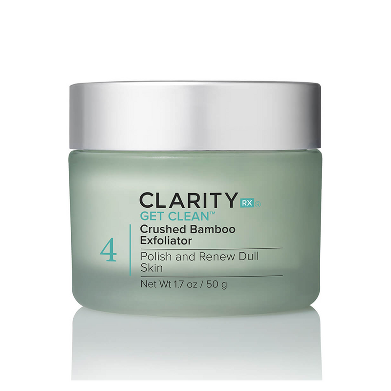 ClarityRx Get Clean Exfoliator Exclusive Beauty Club
