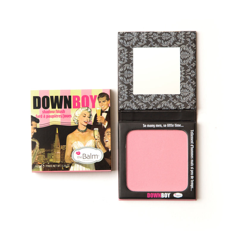 theBalm Down Boy Shadow & Blush