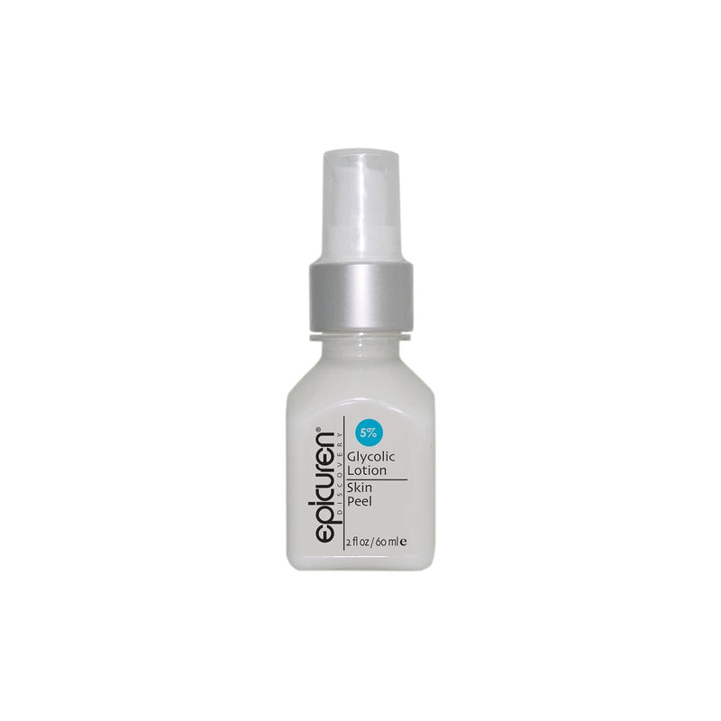 Epicuren Discovery Glycolic Lotion Face Peel 5% Shop Skincare on Exclusive Beauty Club