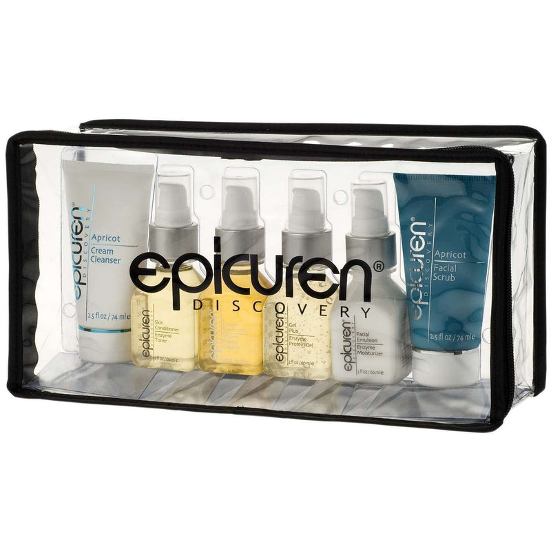 Epicuren Discovery Six-Step System (Mid-Size) Shop on Exclusive Beauty Club Skincare