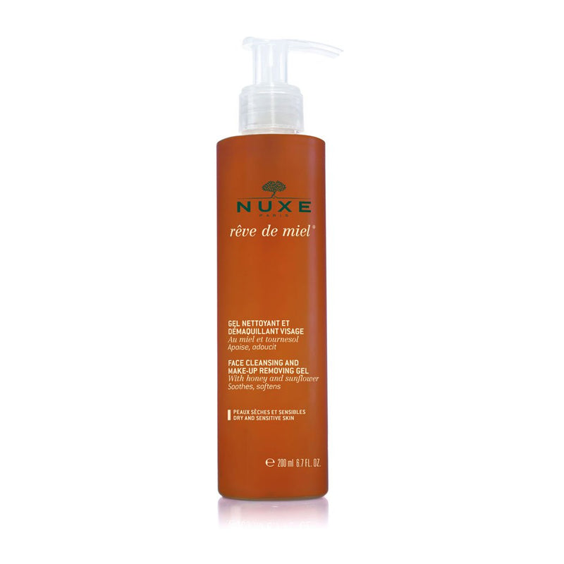 Nuxe Reve de Miel Face Cleansing and Make-Up Removing Gel Exclusive Beauty Club