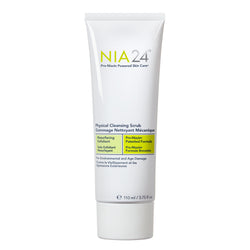 NIA24 Physical Cleansing Scrub Global on Exclusive Beauty Club shop online skin care