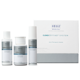 Obagi Skin Care CLENZIderm M.D. System Acne Therapeutic System on Exclusive Beauty Club shop online
