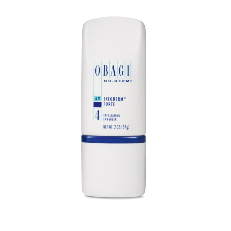 Obagi Skin Care Nu-Derm Exfoderm Forte on Exclusive Beauty Club shop online