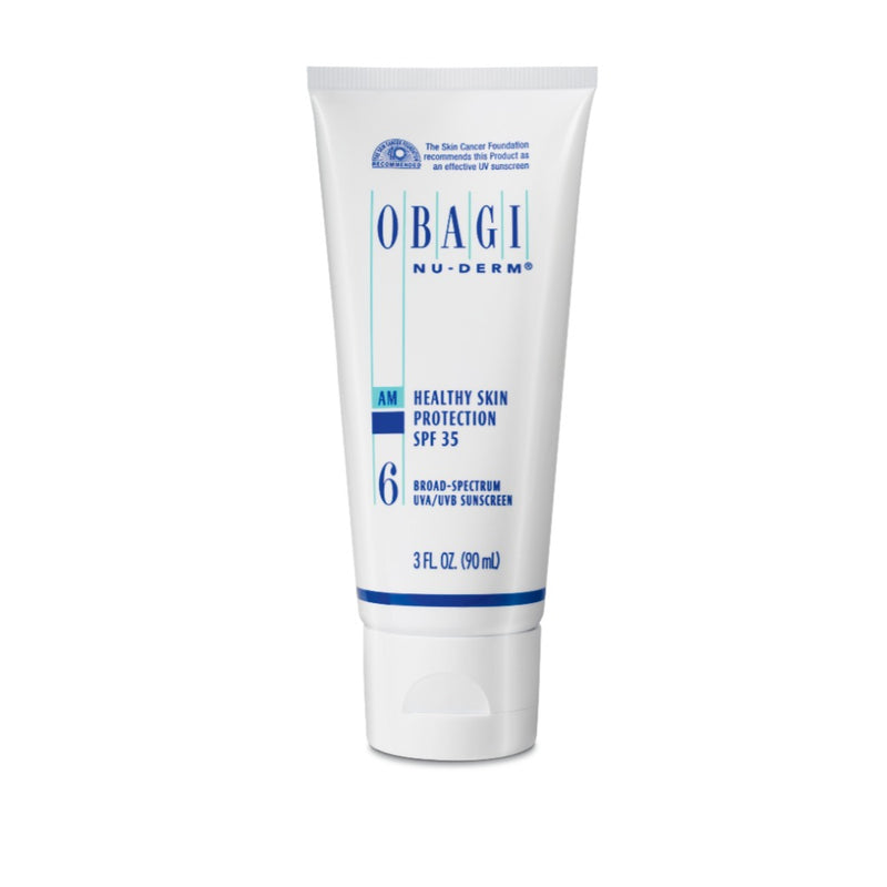 Obagi Skin Care Nu-Derm Healthy Skin Protection Sunscreen on Exclusive Beauty Club shop online