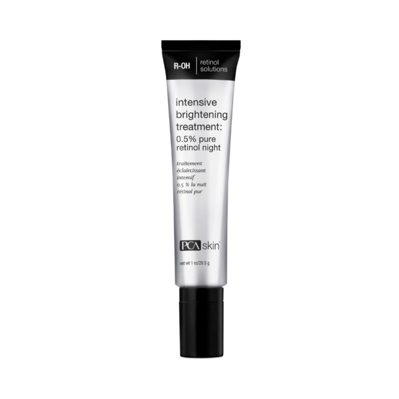 PCA SKIN  Intensive Brightening Treatment 0.5% Pure Retinol Night online Exclusive Beauty Club shop