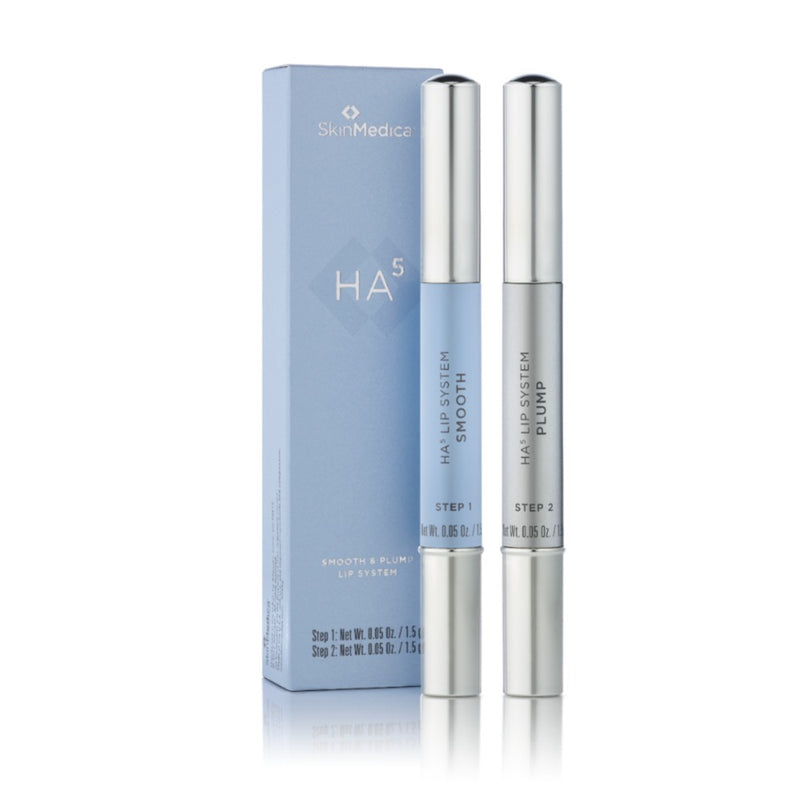 SkinMedica HA5 Smooth and plump lip system on Exclusive Beauty Club Shop Online