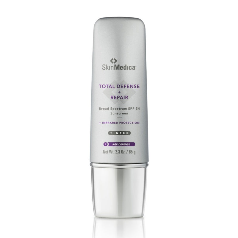 SkinMedica Total Defense Repair SPF 34 Tinted on Exclusive Beauty Club Shop Online