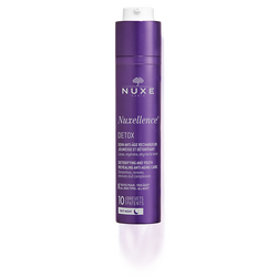 Nuxe Nuxellence Detox Anti-Aging Night Serum Shop Nuxe Paris on Exclusive Beauty Club
