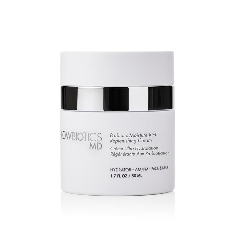 Probiotic Moisture Rich Replenishing Cream