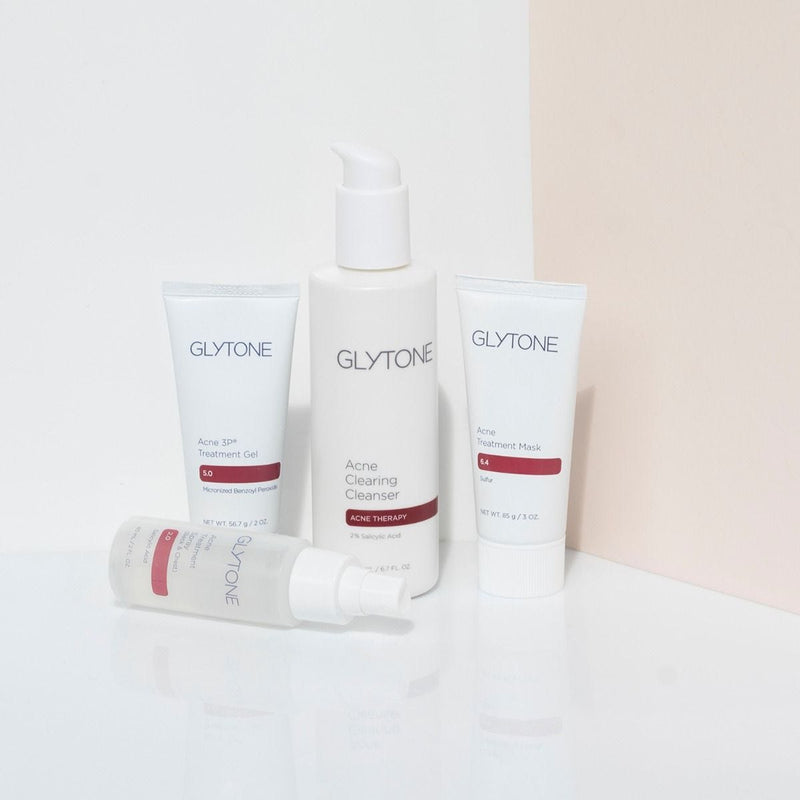 Glytone Acne Clearing Cleanser Shop Exclusive Beauty Club