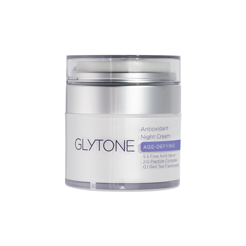 Glytone Age-Defying Antioxidant Night Cream Shop Skincare Exclusive Beauty Club