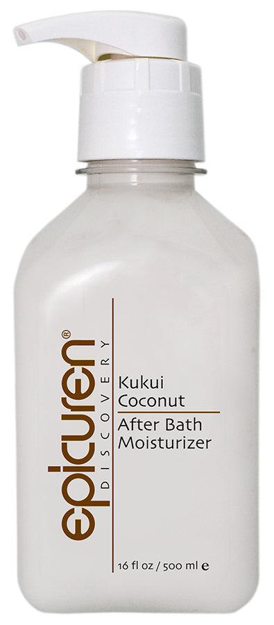 Epicuren Discovery Kukui Coconut After Bath