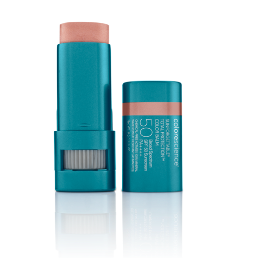 colorescience sunforgettable total protection color balm spf 50 blush shop at exclusive beauty club