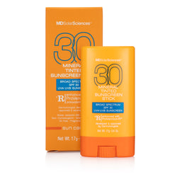 MDSolarSciences Mineral Sheer Tinted Sunscreen Stick SPF 30