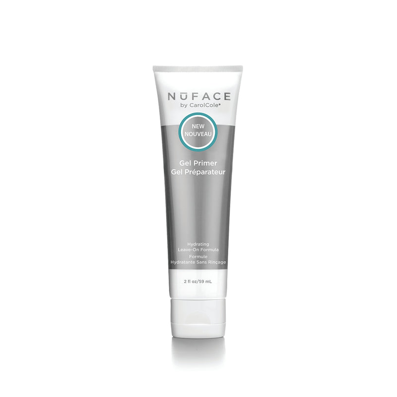 NuFace Hydrating Leave-On Gel Primer Exclusive Beauty Club Skincare Facial Treatemnt