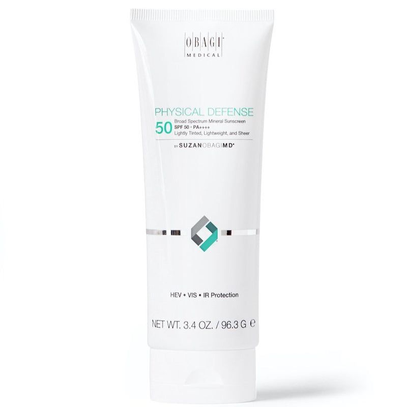 SUZANOBAGIMD Physical Defense Tinted Broad Spectrum SPF 50