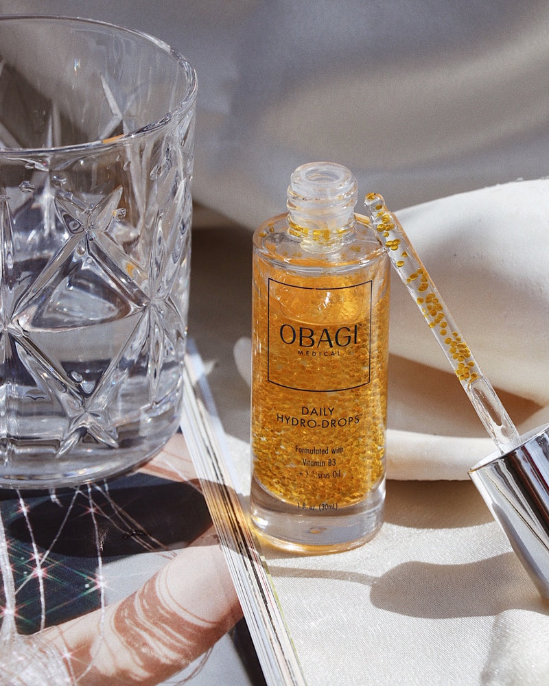 NEW Obagi Daily Hydro-Drops Face Serum Shop Obagi On Exclusive Beauty Club Skincare Store
