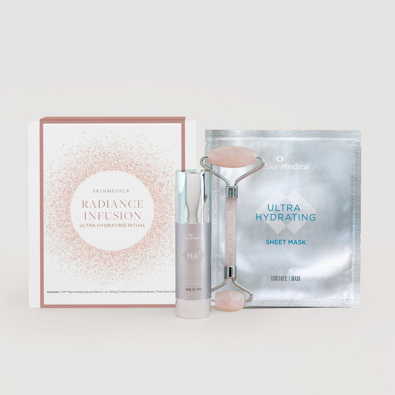 SkinMedica Radiance Infusion Ultra Hydrating Ritual Holiday Kit