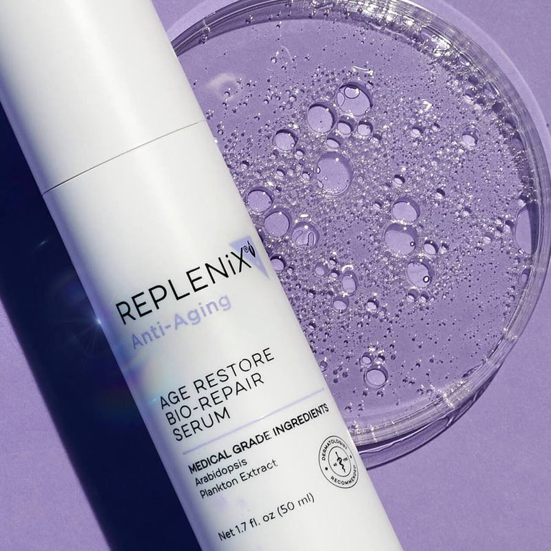 Replenix Age Restore Bio-Repair Serum Shop Exclusive Beauty Club