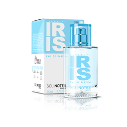 Solinotes Paris Eau de Parfum Iris Flower Exclusive Beauty Club Women Flower