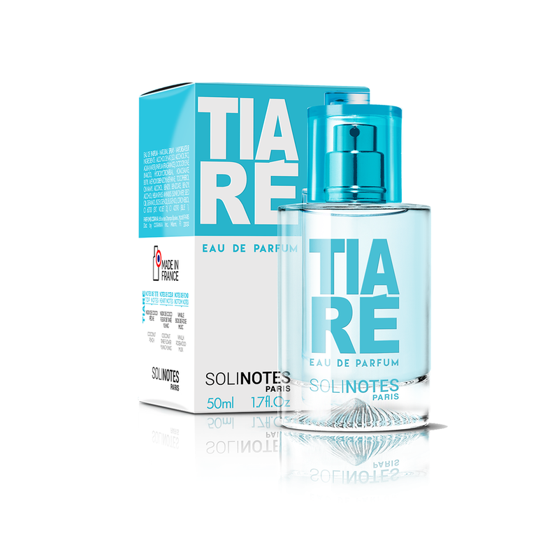 Solinotes Paris Eau de Parfum Tiare Exclusive Beauty Club Women Perfume