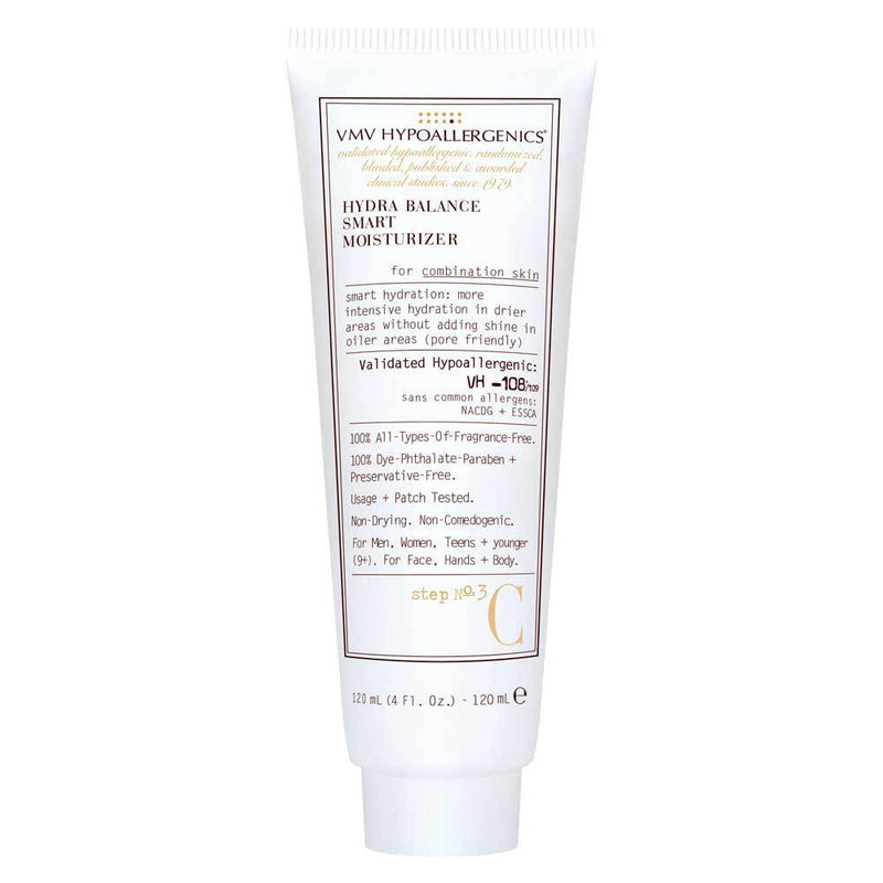 Exclusive Beauty Club VMV HYPOALLERGENICS Hydra Balance Smart Moisturizer for Combination Skin
