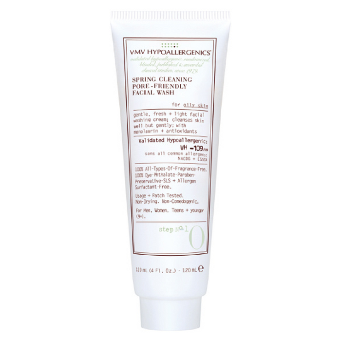 VMV Spring Cleaning Pore-friendly Facial Wash For Oily Skin 4 fl. oz.