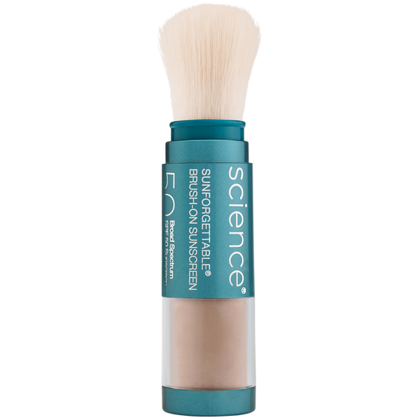 colorescience sunforgettable brush-on spf 50 shop at exclusive beauty club