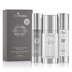 SkinMedica Award Winning System with TNS Advanced+ Serum Shop SkinMedica Exclusive Beauty Club
