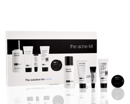 PCA SKIN The Acne Kit - Trial Size (5 piece) Exclusive Beauty Club shop