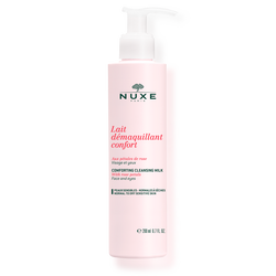 Nuxe Comforting Cleansing Milk with Rose Petals
