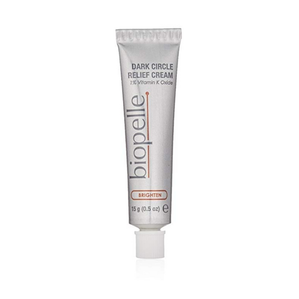 Exclusive Beauty Club BIOPELLE BRIGHTENING DARK CIRCLE RELIEF CREAM