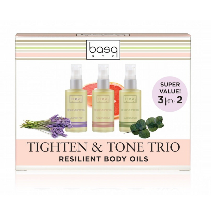 Exclusive Beauty Club Basq NYC Resilient Oil Stretch Mark