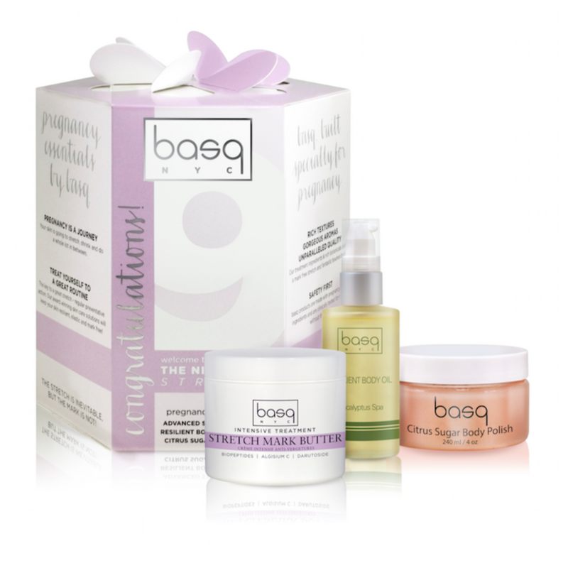 Exclusive Beauty Club Basq NYC 9 Month Stretch Essentials Kit