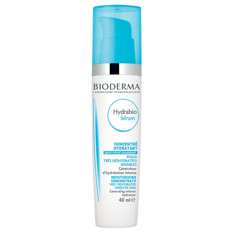 Bioderma Hydrabio Serum Exclusive Beauty Club skincare products