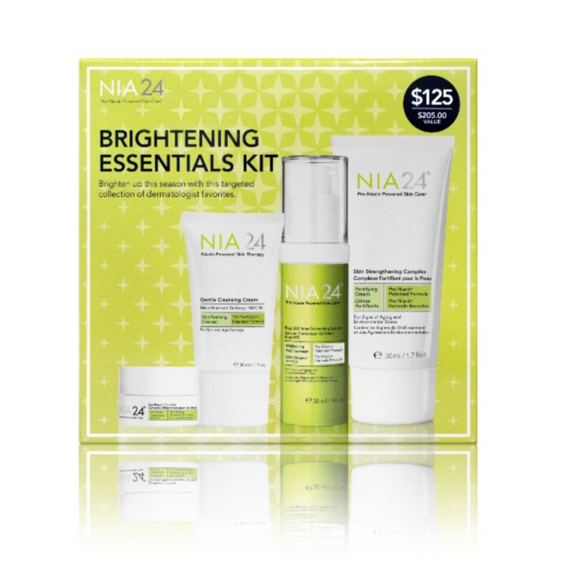 Exclusive Beauty Club Nia24 Brightening Essentials Kit