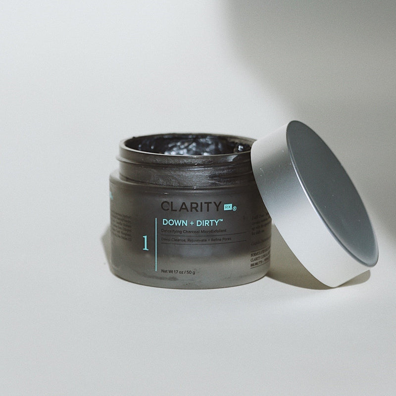 ClarityRx Down + Dirty Mask Face Mask Exclusive Beauty Club