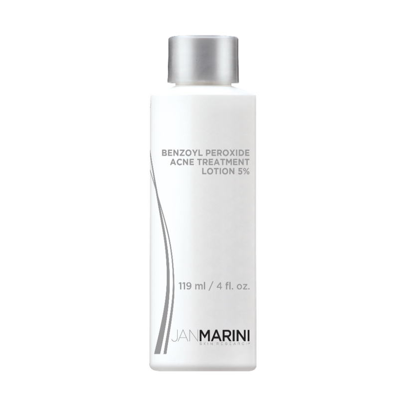 exclusive beauty club Jan Marini Benzyol Peroxide 5% Acne Treatment Wash