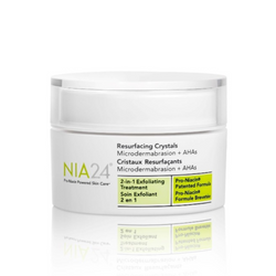 Exclusive Beauty Club NIA24 Resurfacing Crystals Skincare