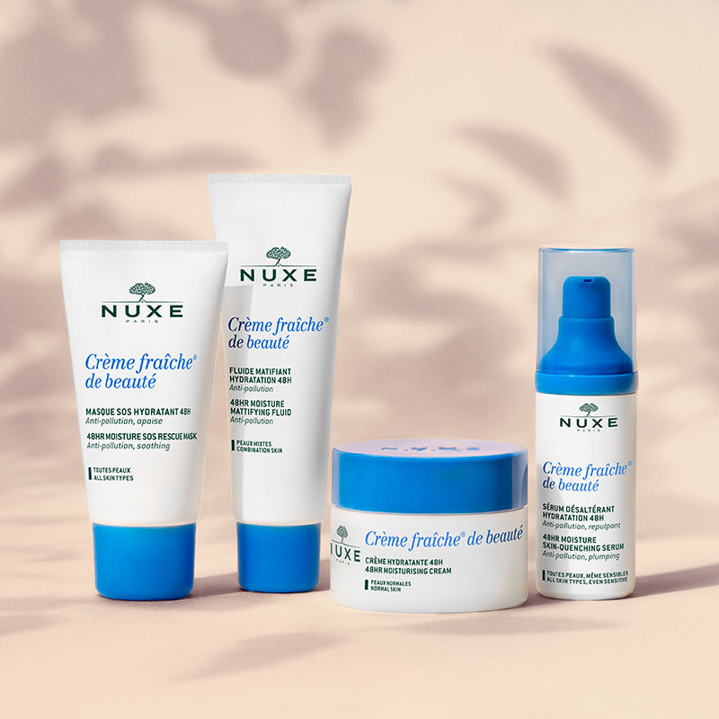 Nuxe Creme Fraiche de Beaute 48HR Moisturizing and Soothing Mask Exclusive Beauty Club