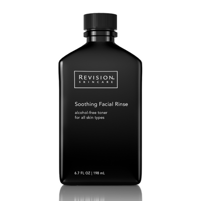 Spend $150 on Revision & Receive a Full Size Revision Soothing Facial Rinse FREE. Add item to Cart and use code: RINSE at Checkout.