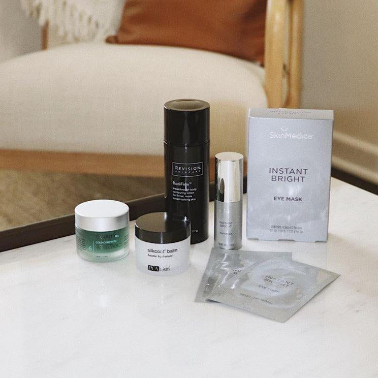 ClarityRx Cold Compress Exclusive Beauty Club Skincare