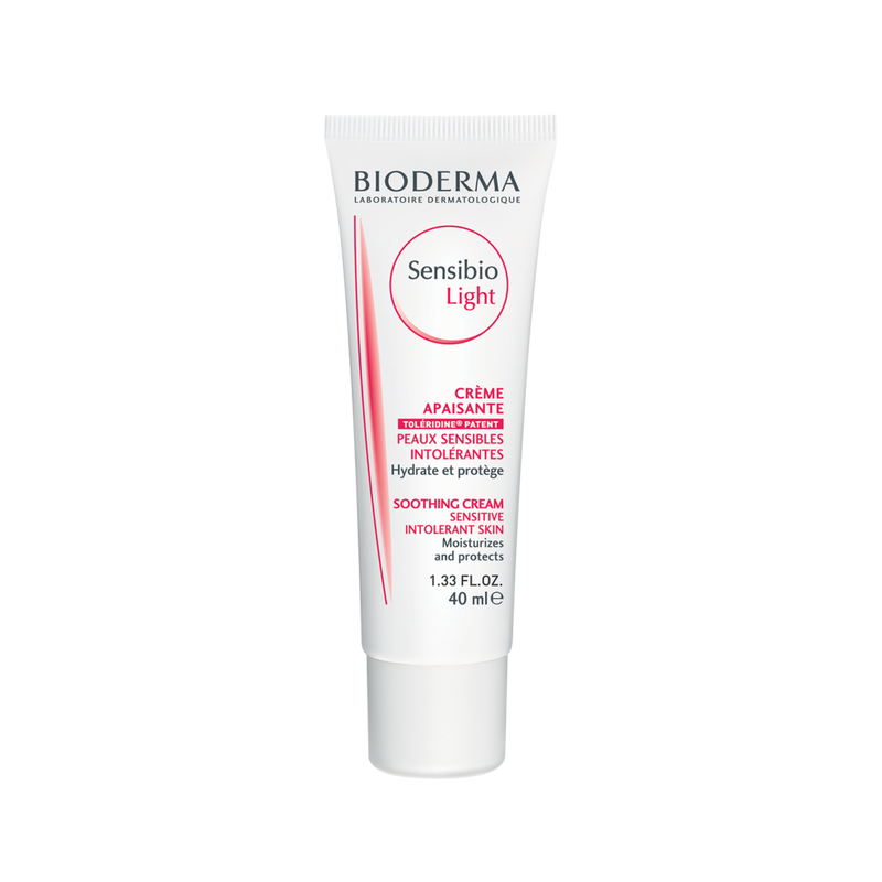 Bioderma Sensibio Light Cream on Exclusive Beauty Club shop online skin care